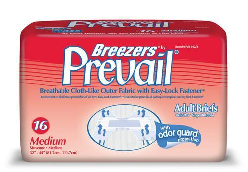Breezers by Prevail