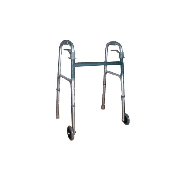 Balkonik aluminiowy, składany, dwukołowy CA823L-5 (CA831-5)